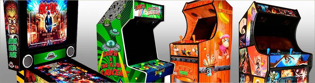 Espacio Dedicado Al Videojuego Arcade Salon Internacional De Comic